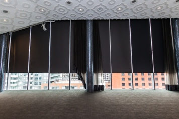 Blinds, Curtains and Carpet by Maple Drapery