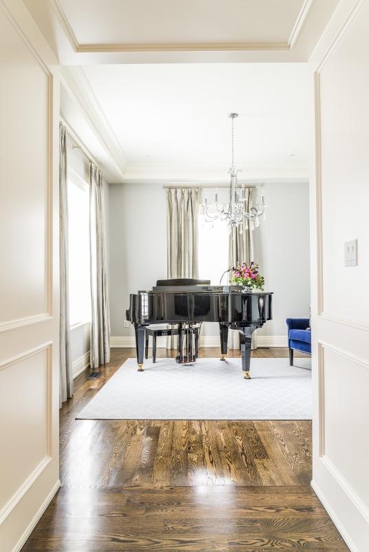 piano-carpet