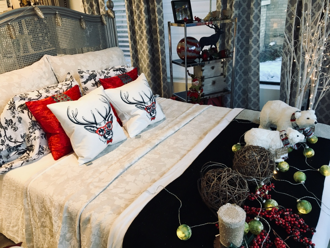 Seasonal Winter Bed and Accessories